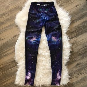 UO BamBam Galaxy Print Leggings